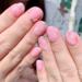 春ネイルはやっぱりピンクを取り入れて♪オフィスOKのネイルデザイン7選