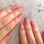 大人のナチュラルネイル♡スキンカラーで手に入れる指先美人デザイン
