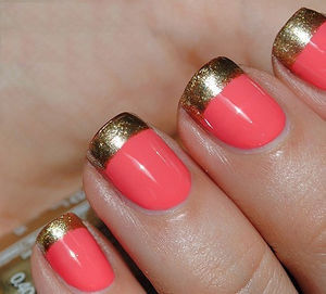 Lush Fab Glam Blogazine: Fun Summer Nail Colors With The Right Amount Of Glitter. (48004)