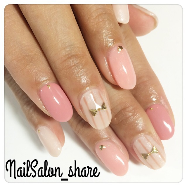 @nailsalon_share - #nail #nailart #nailsalon #naildesign... - Enjoygram (62824)