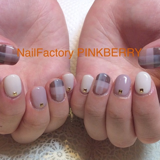 @nf.pinkberry - #nail #nails #gelnail #nailfactorypinkberry... - Enjoygram (62969)