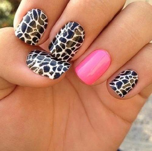 Cow print💅 | We Heart It (63022)