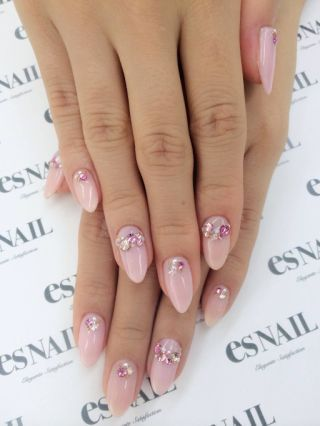 Satomin's Blog|New nail by 八鍬里美【さとみん】|CROOZ blog (63665)