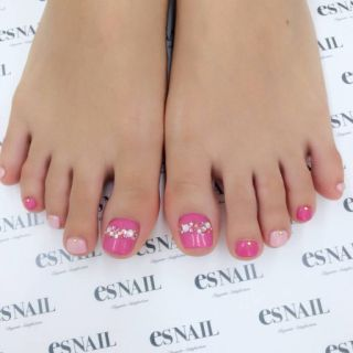 Satomin's Blog|New nail by 八鍬里美【さとみん】|CROOZ blog (63666)