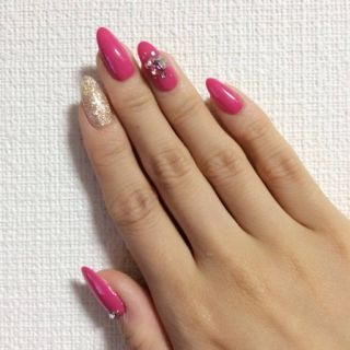 Satomin's Blog|New nail by 八鍬里美【さとみん】|CROOZ blog (63668)