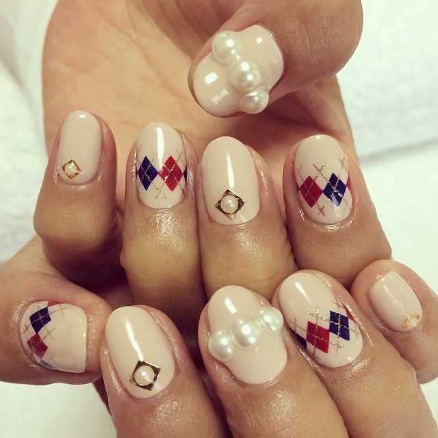 @hiron_finenail - #nail #nails #hand #cute #cool #fashion #pretty... - Enjoygram (63694)