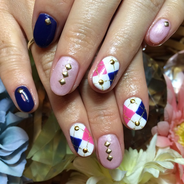 @aibayk - #nail#nails #nailart #naildesign #ネイル#ネイルアート... - Enjoygram (63697)