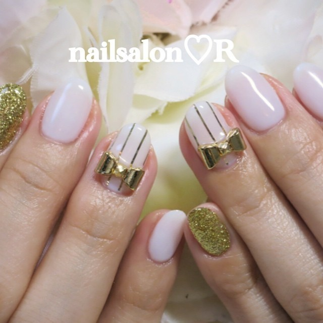 @rie_nail - 恵比寿nailsalon♡Rhttp://blog.nailsalon-r.com/#n... - Enjoygram (64157)