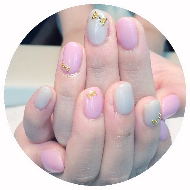 @lapensee_nail - 🎀🎀 #gel #gelnail #gelnaildesign #naildesign... - Enjoygram (64565)