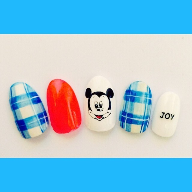 @misa612 - その②#nails#nail#nailart#art#nailswag#nailstag... - Enjoygram (64613)