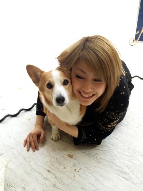 IMALUと犬
