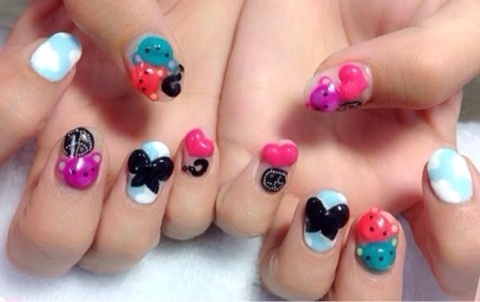 NEW NAIL|Unaオフィシャルブログ「BiG Castle Uuunaaa」Powered by Ameba (66527)