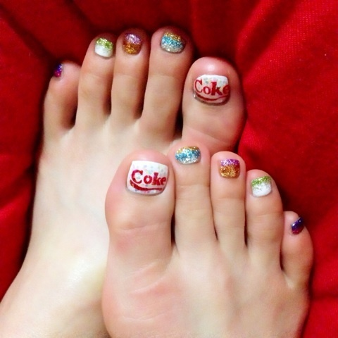 Coke nail|Unaオフィシャルブログ「BiG Castle Uuunaaa」Powered by Ameba (66539)