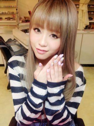 Suzutyasu BLoG (16) N E W N A I L  by すずちゃす CROOZ blog (67055)