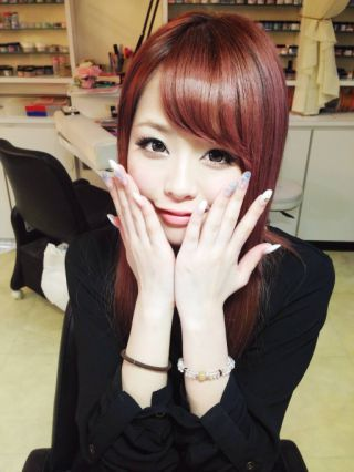Suzutyasu BLoG (16) ネイル変えてきたよ〜 by すずちゃす CROOZ blog (67056)