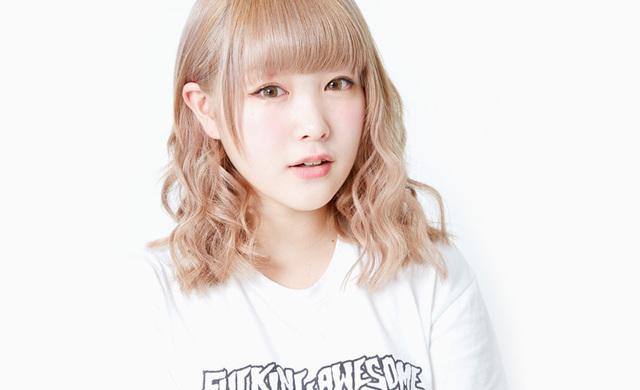 柴田ひかり金髪