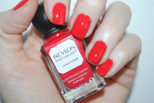 Revlon Parfumerie Nail Polish Fruit & Floral Collection Swatches - Really Ree (68966)