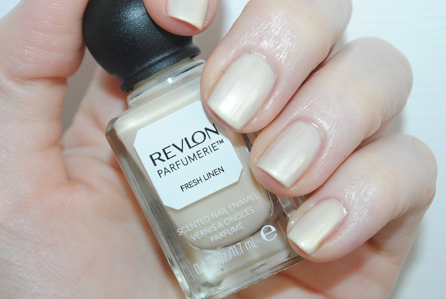 Revlon Parfumerie Nail Polish Fresh Collection Swatches - Really Ree (68974)