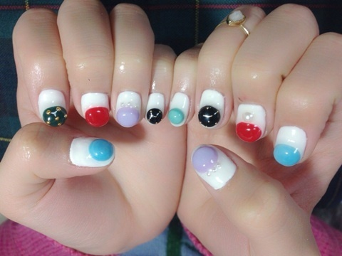NEW♡NAIL|夏焼雅 Berryz工房オフィシャルブログ Powered by Ameba (71367)