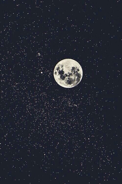 Moon 🌕🌙 | We Heart It (75436)