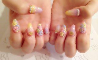 さぁやBLOG*°|NEWねいる️ キラキラお花 by さぁや|CROOZ blog (76217)