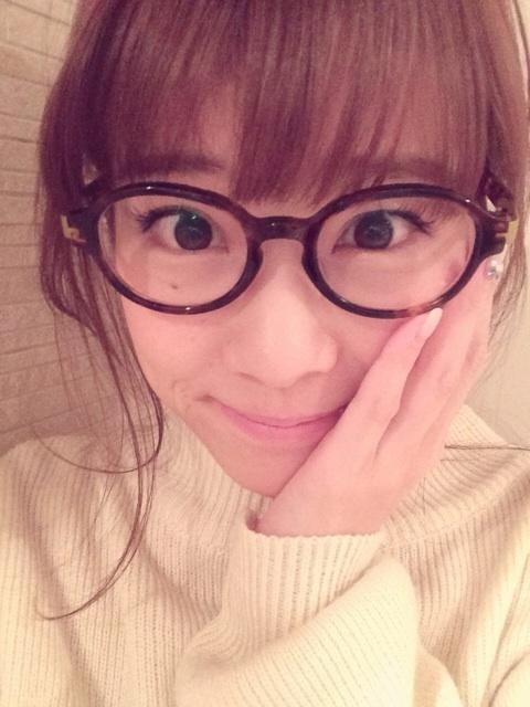 一目惚れメガネ!♡|重盛さと美オフィシャルブログ「シゲモリの森」Powered by Ameba (76724)