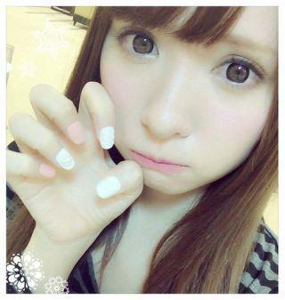 河西美希のポン酢ぶろーぐ。|   簡単ネイル♡  winter snow️     by みきぽんぽこ(´ω`)|CROOZ blog (85081)