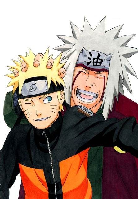 Naruto: a Dedication to 15 Years | Geeks Under Grace (85675)
