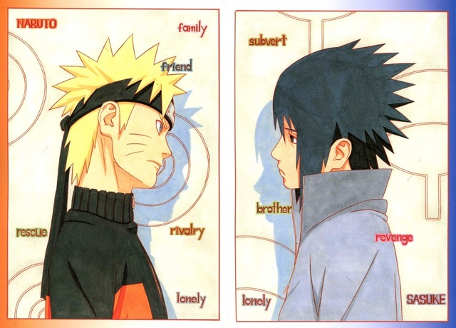 Naruto: a Dedication to 15 Years | Geeks Under Grace (85677)