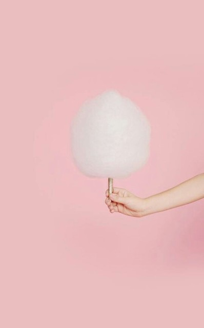 Cotton candy | We Heart It (85916)