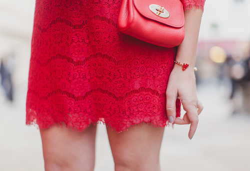Wallis Red Dress | Flickr - Photo Sharing! | We Heart It (86431)