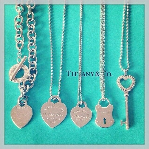 Tiffany & Co. Necklaces | We Heart It (88692)
