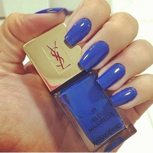 YSL Nail Polish | We Heart It (88743)