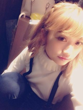 あんあんこと、中嶋杏理です|眉毛〜( ・ิω・ิ) セルフ脱色するよ。 by あんあん´・ω・`@|CROOZ blog (88914)
