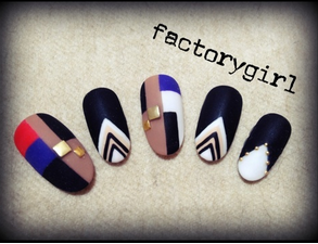 Collection×Nail*CELINE|ネイルサロン*factorygirl*表参道 (89236)