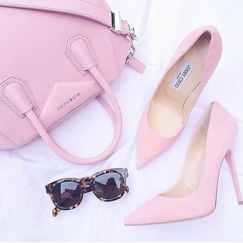 baby pink | via Tumblr | We Heart It (89262)
