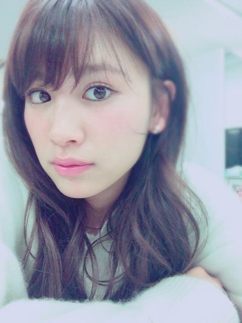 ちょっとだけね♡|久松郁実 オフィシャルブログ powered by Ameba (91003)