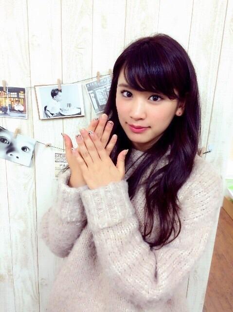 年末ネイル!|久松郁実 オフィシャルブログ powered by Ameba (91005)