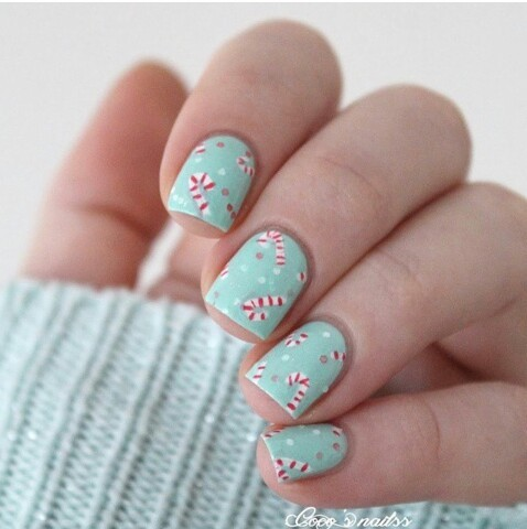 Nail-art | We Heart It (91070)