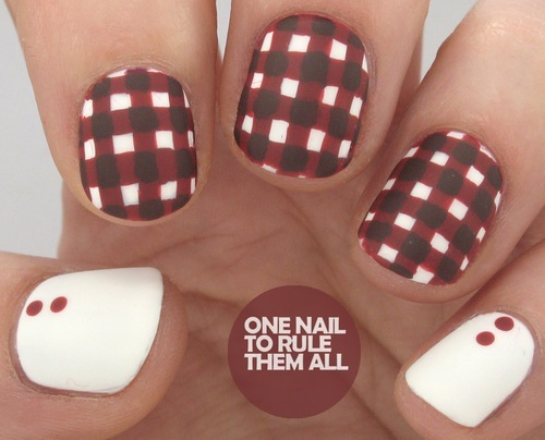 One Nail To Rule Them All | We Heart It (91075)