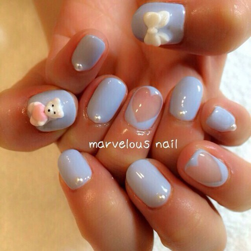Nail | We Heart It (91240)
