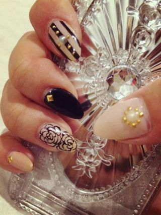 #NY_ size|  NAIL.  Foot & hand️ by ねもやよ|CROOZ blog (91988)