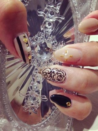 #NY_ size|  NAIL.  Foot & hand️ by ねもやよ|CROOZ blog (91989)