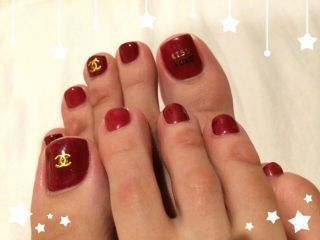 #NY_ size|  NAIL.  Foot & hand️ by ねもやよ|CROOZ blog (91992)