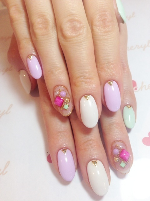 cheryl nail|小林真由オフィシャルブログ「mayu's blog」powered by Ameba (95918)