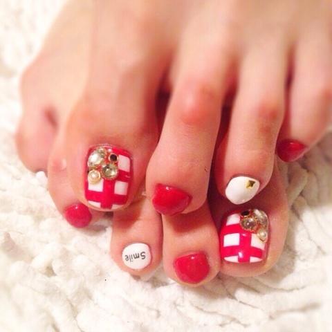 foot nail|小林真由オフィシャルブログ「mayu's blog」powered by Ameba (95921)