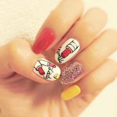 Lip nail|落合沙織オフィシャルブログ Powered by Ameba (99281)