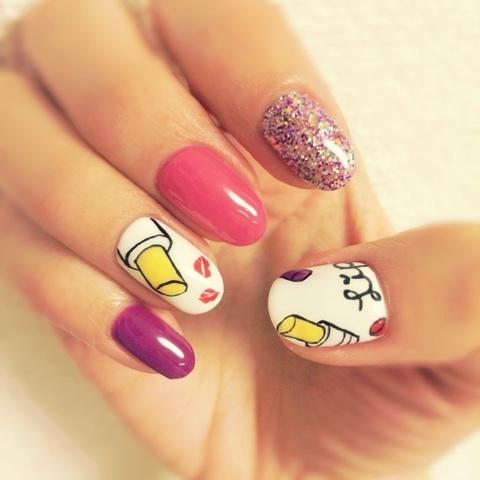 Lip nail|落合沙織オフィシャルブログ Powered by Ameba (99282)