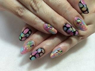 ついに!アゲハ蝶柄ネイル - ネイルズピア ブログ (101959)
