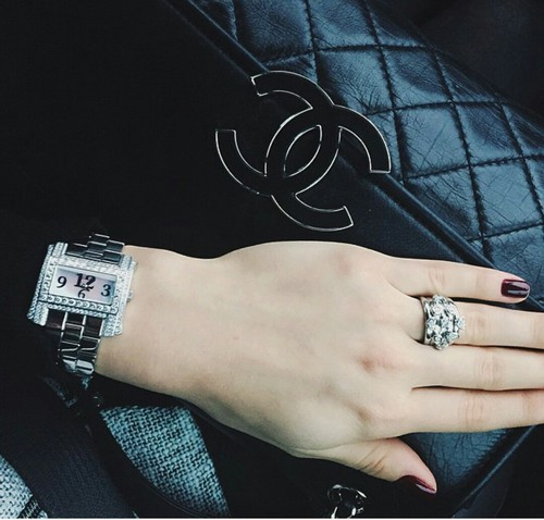 Chanel jewelry chic style  | We Heart It (103446)